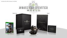 Monster Hunter World Collector NEUF Xbox One FR NEW