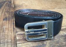 Vintage PIERRE CARDIN Leather Reversible Belt Two Tone