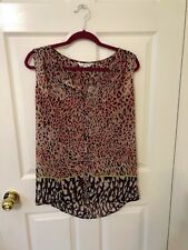 cAbi sleeveless top size S