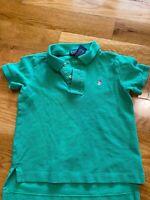 Toddler Boys Polo By Ralph Lauren Polo Shirt, Size 2T, VS