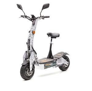 FORÇA Evoking IV Elektro-Scooter mit 45km/h E-Scooter Elektroroller
