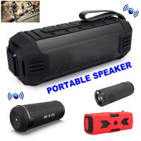 Outdoor Wireless Bluetooth Cycling Portable Speaker Subwoofer Torch Power Bank