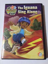 Go, Diego, Go - The Iguana Sing Along (DVD, 2007)
