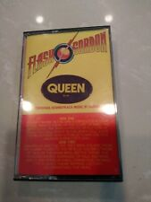 Flash Gordon Original Soundtrack Music By Queen Cassette Tape Elekra pre-owned