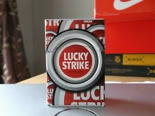 LUCKY STRIKE ITS TOASTED CIGARETTE TIN.EMPTY.