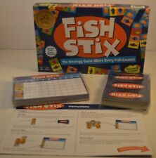 Peaceable kingdom Fish Stix  the Game Where Every Fish counts Ages 6+ Game Night