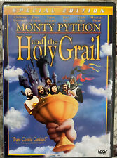 Monty Python and the Holy Grail Special Edition 2 disc set Dvd