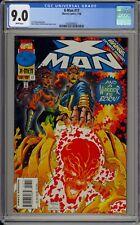 X-MAN #17 - CGC 9.0 - ONSLAUGHT PRELUDE - 16226850022