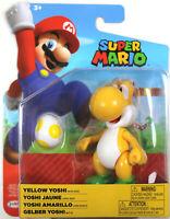 World of Nintendo ~ YELLOW YOSHI (WAVE 19) ACTION FIGURE