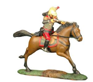 Atlas soldat de la guerre 14-18 officier de cuirassiers à cheval de 1914  -25