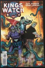 Kings Watch 1 Dynamite Comics 1st Print Unread 2013 Phantom Mandrake