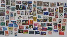 200 Different Liechtenstein Stamp Collection