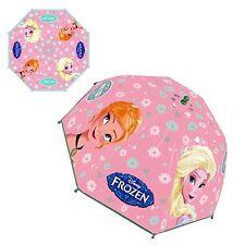 Disney Eiskönigin Frozen - Kinder PVC Regenschirm Stockschirm Anna & Elsa