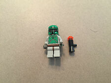 LEGO Star Wars Boba Fett minifigure w/ Blaster 4476 - Multiple Available
