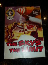 AIR ACE PICTURE LIBRARY - No 54 - Date ? - UK Comic Picture Storybook