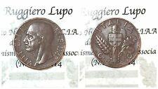 Regno d'Italia Vittorio Emanuele III 10 CENT.1938 IMPERO I° tipo