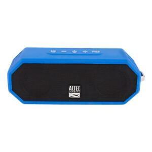 Altec Lansing Jacket H20 4 Blue Bluetooth speaker 10 hrs Battery 2000mAh