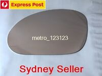 LEFT PASSENGER SIDE MIRROR GLASS FOR HOLDEN COMMODORE VT VX VU 1997-2002