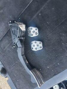 Ford Focus Throttle Pedal Clutch Brake Set RS ST225 6M5Y  BA BB BC 2005-2010 MK2
