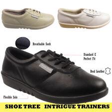 Wide (E) Walking Trainers for Women