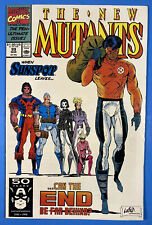 Marvel The New Mutants #99 NM+ 1st ap of Shatterstar Deadpool (Mar 1991) Unread!