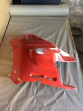 1987-90 HONDA CBR600 CBR 600 LEFT LOWER COWL