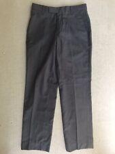 Boys Calvin Klein Gray Suit Pants Size 10
