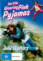 She'll Be Wearing Pink Pyjamas DVD Julie Walters 1980s UK COMEDY