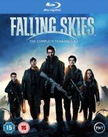 Neuf Tomber Skies Saisons 1 Pour 4 Blu-Ray