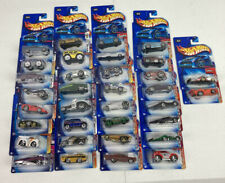 Hot Wheels 2004 Lot Of 34 Cars First Editions Mixed Lot