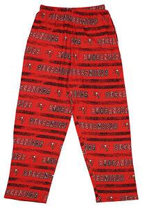 Zubaz NFL Football Men's Tampa Bay Buccaneers Static Lines Comfy Pants