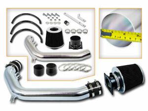 COLD AIR INTAKE KIT+ BLACK Filter For Nissan 91-94 240SX S13 Silvia 2.4L L4