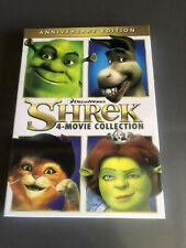 Shrek: 1-4 Dvd 4-Movie Collection Brand New! (Dvd, 2016)