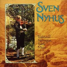 Sven Nyhus - Traditional Norwegian Fiddle Music [New CD]