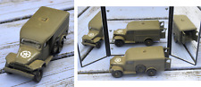 Solido Dodge WC 54 fourgon van, kaki, 1/50e