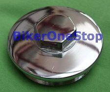 WW61063 - CHAINCASE Chain Case CAP For BSA Motorcycle Chromed NEW