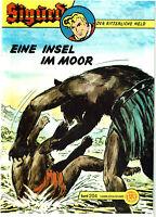 SIGURD Nr. 204 - Eine Insel Im Moor  - Sammlerausg.  N. Hethke Verlag (1993-07)