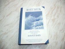 MOBY DUCK DONOVAN HOHN HARDBACK FIRST EDITION  28,800 BATH TOYS LOST AT SEA