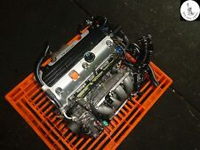 HONDA ODYSSEY ABSOLUTE RB1 ACURA TSX 2.4L HIGH COMP. VTEC ENGINE JDM K24A 200HP