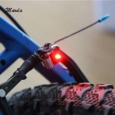 Bike Automatic Brake Light Mini Bicycling Back Flashing Lights Led Cycle Light