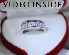 Handmade Wedding Excellent Cut Fine Diamond Rings