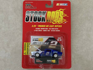 "3.25"" 1/64 Rusty Wallace Ford Mustang Diecast 1999 Racing Champions Stock Rods"