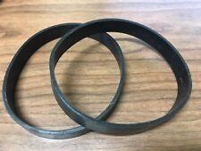 2 Belts for Black & Decker Air Swivel Light Vacuum Cleaner