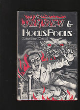LESTER DENT. HADES&HOCUSPOCUS.HARDCOVER IN JACKET.LIMITED ED.NICE!