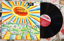 Lord Jellicoe And His Calypso Monarchs LP Sunny Jamaica M-/VG