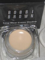NIB Bobbi Brown BONE #1 cream eye shadow