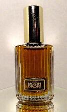 REVLON MOON DROPS CONCENTRATED PERFUME OIL 1/4 OZ.  RARE