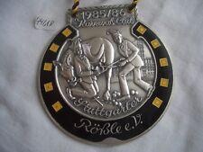 Karnevals Club Stuttgarter Rößle e.V. 1985 / 86 Orden Plakette Abzeichen Medaill