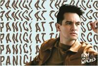 PANIC AT THE DISCO - PRAY FOR THE WICKED POSTER - 24x36 - MUSIC BRENDON 835