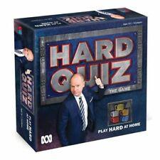 U. Games Hard Quiz The Game Board Game